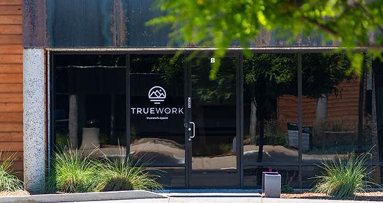 TrueWork Cowork Entry Carlsbad