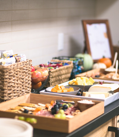 Have your event catered. We can help.