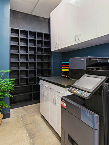 The copier and office supply room has all of your business needs covered