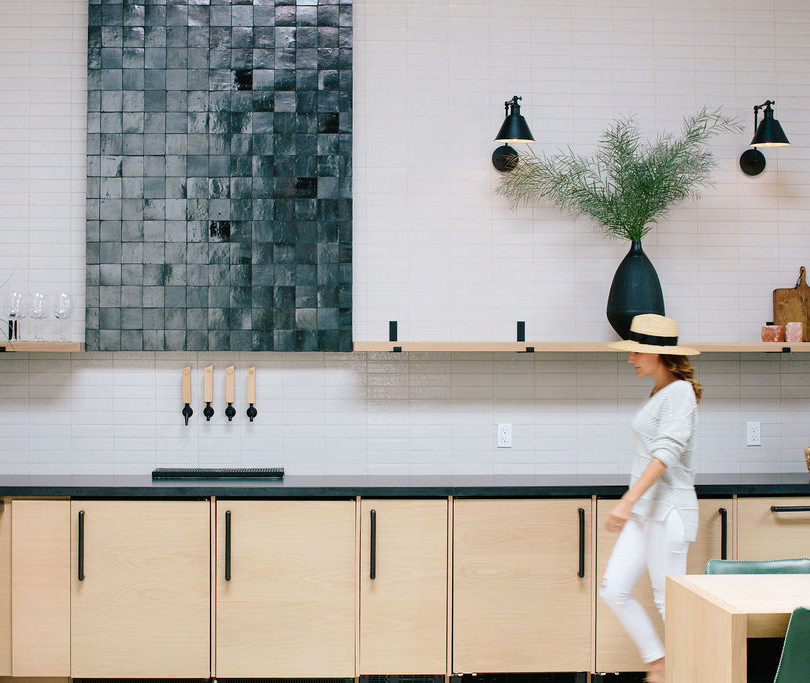 The Truework kitchen was designed with mindful touches to make you feel at home