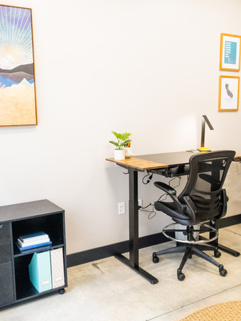 Customize a Private Office or Executive Suite to meet your unique needs