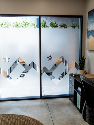 Modern Private Office Space