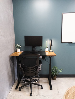 TrueWork Private Office Work Station