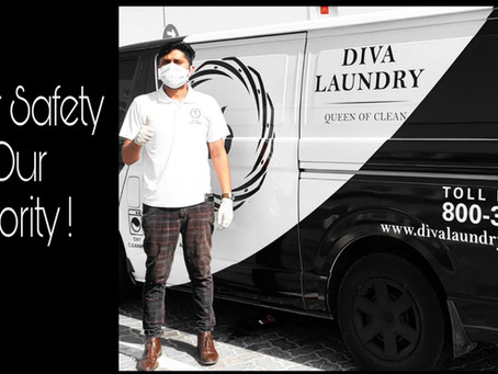 Safe Laundry Service during Coronavirus spread in Dubai