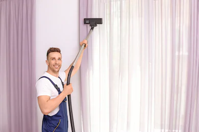 Curtain Cleaners in Dubai