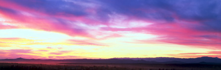 """New Mexico Sunset #2"""