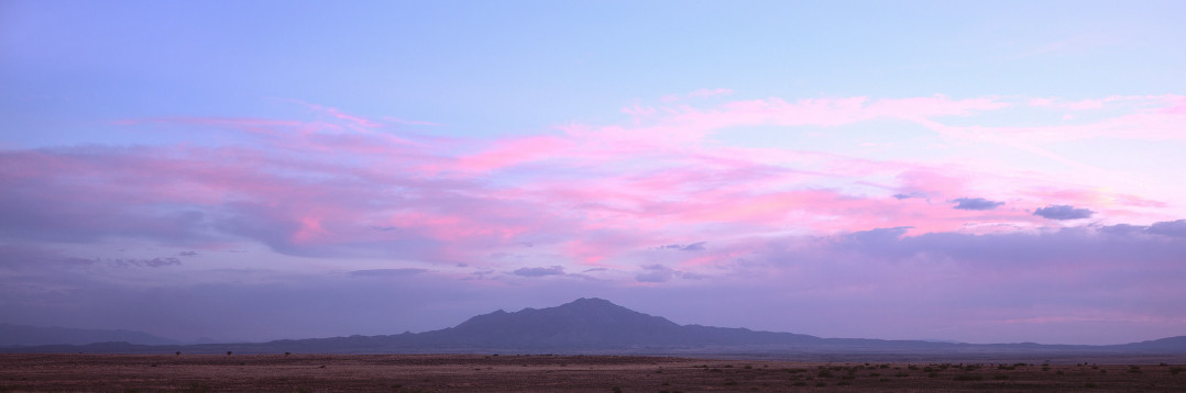 21 Belen NM West Mesa Looking West 2