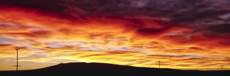 """""""New Mexico Sunset #5"""""""