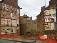 Dent creuse manifeste urbain