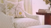 HGTV's Sarah Richardson designs for Kravet Fabrics