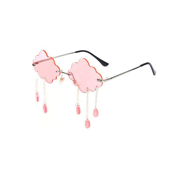 Raining On My Face Glasses