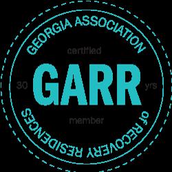 GARR Membership Seal