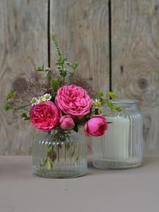 Vintage Vase gerade