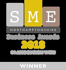 SME Northants Business Award 2018_Winner