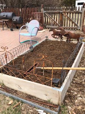 Creating a Potager or Kitchen Garden