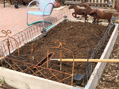 Creating a Potager or Kitchen Garden