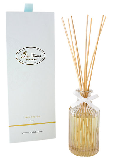 Maison LouisThiers Aromatic Reed Diffuser-Mandarin