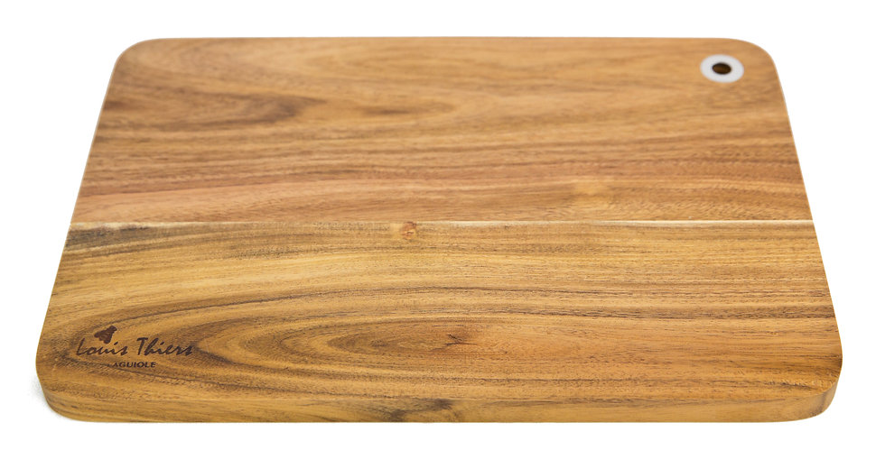 Louis Thiers Acacia Chopping Board - Rectangular