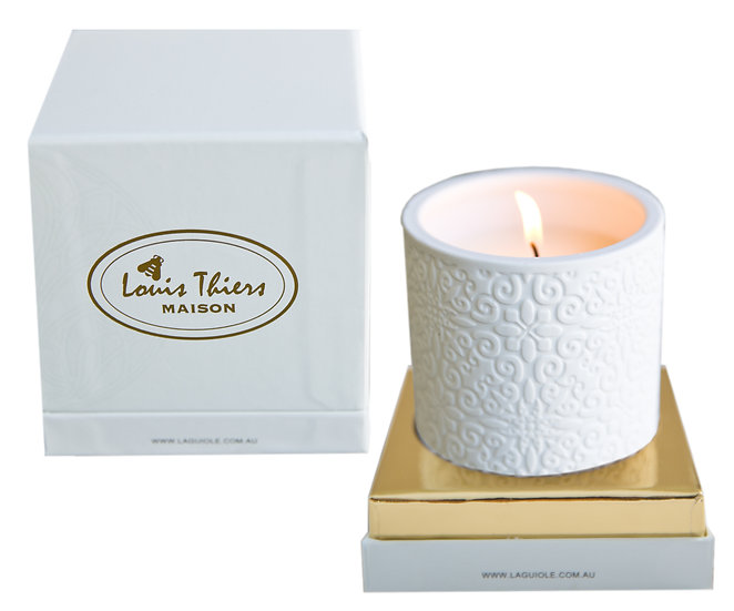 Maison Louis Thiers Aromatic Candle-Mandarin