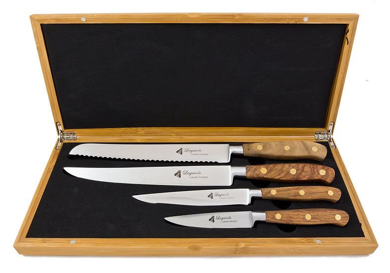 Louis Thiers Séquoia 4-Piece Kitchen Knife Set