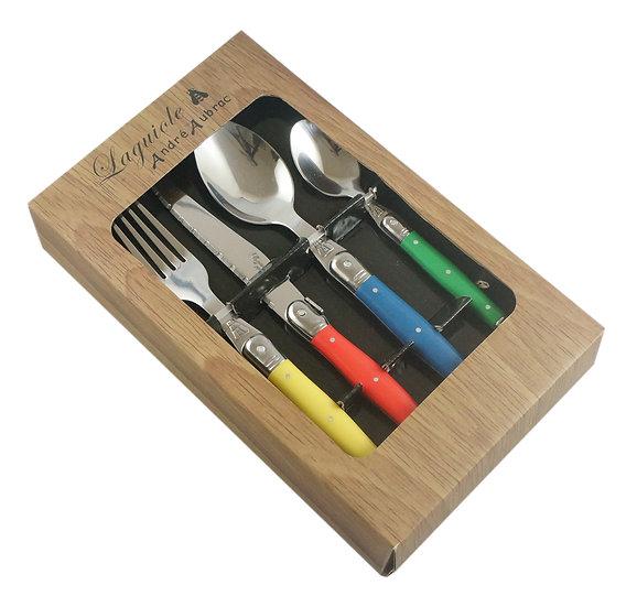 André Aubrac Cutlery Set - Multi 24