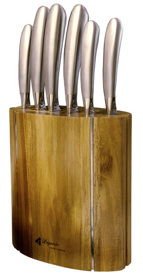 LT Mondial 7-Piece Knife Block Set - WHOLESALE ONLY