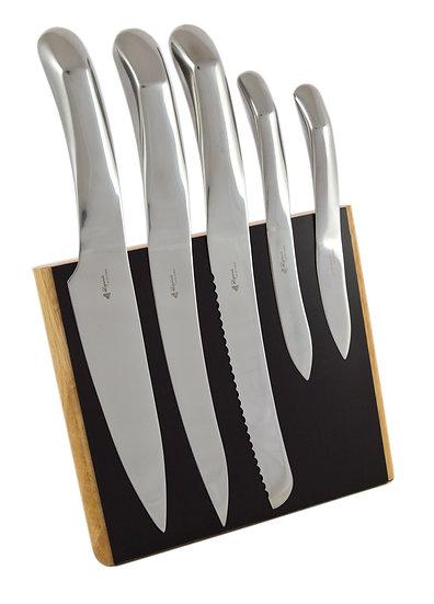 Louis Thiers Organique 6-Piece Knife Block Set