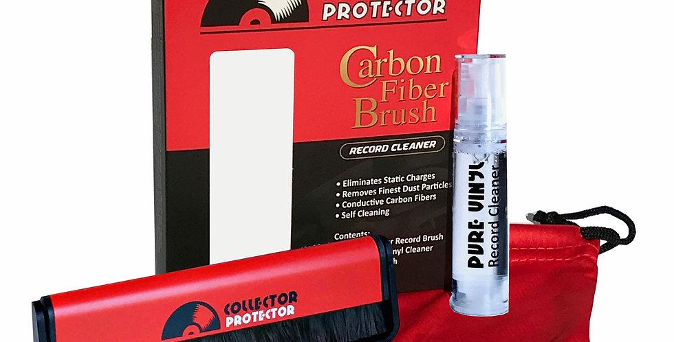 Carbon Fiber Brush Kit
