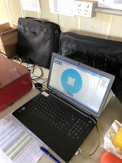 Electronic Scoring System