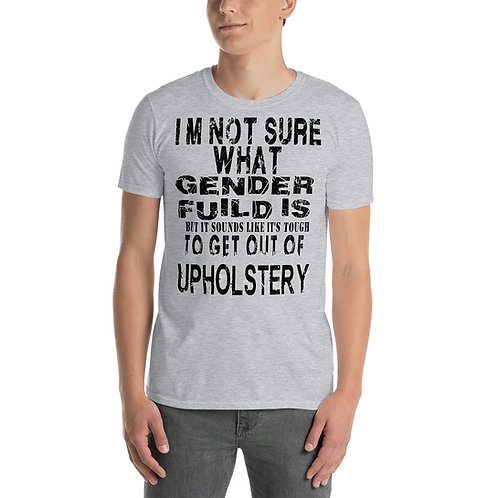 Gender Joke - Short-Sleeve Unisex T-Shirt
