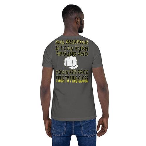 SDC Lock Down SpecialShort-Sleeve Unisex T-Shirt