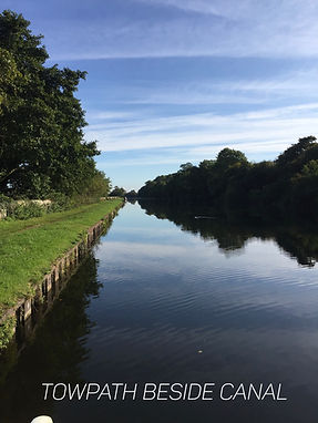 Towpath Beside Canal