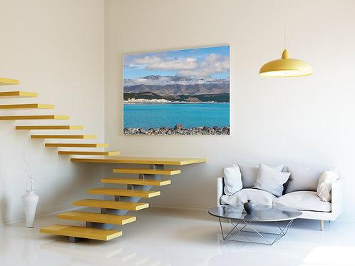 Lake Pukaki New Zealand ( Fotoposter )