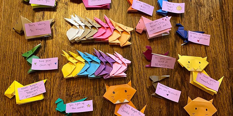 Origami for the Elderly!!