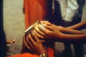 gift to jaya ashmore open dharma