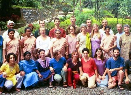 Bhimtal, 2 month retreat, 2005
