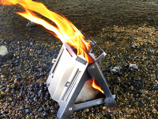 焚き火好き必見!!野良道具製作所の焚き火アイテムが充実してます!!