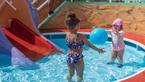 A luxury place to stay when visiting Kalahari Water Park PA