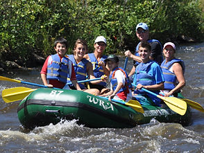 Whitewater Rafting Adventures