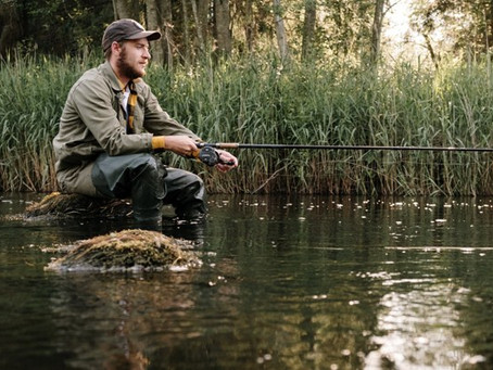 Where to stay for the best fishing trip in the Pocono Mountain Range