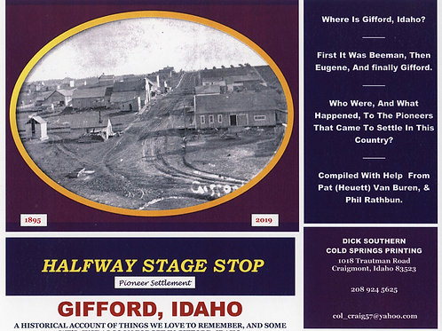 Gifford Stage Vol.1