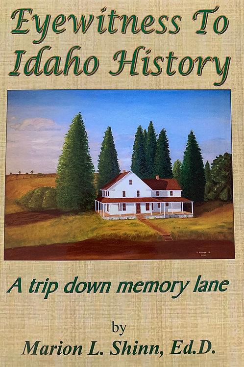Eyewitness to Idaho History