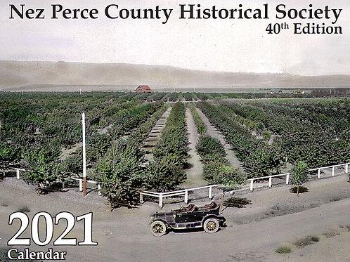 2021 Historic Calendar