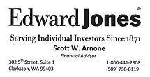 Edward Jones, Scott Arnone Business Ad.j