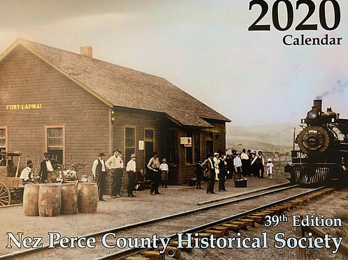 2020 Historic Calendar