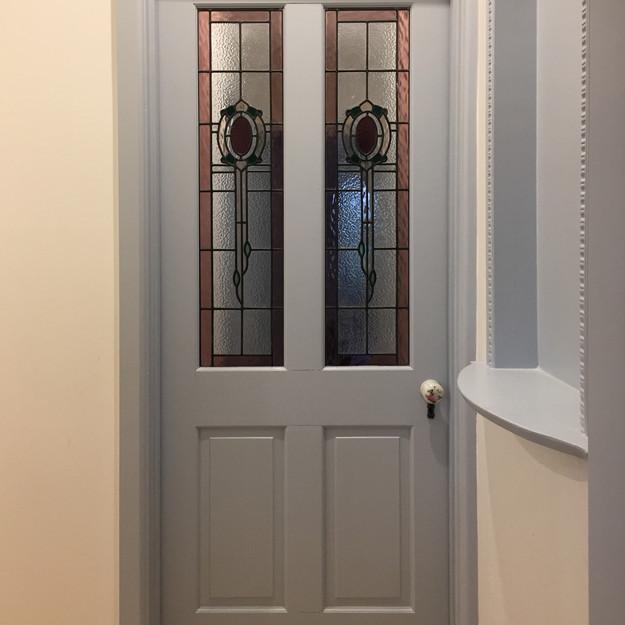 Existing door
