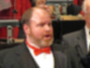 Scott Kennebeck, tenor