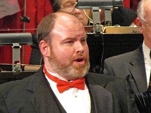 Scott Kennebeck, tenor