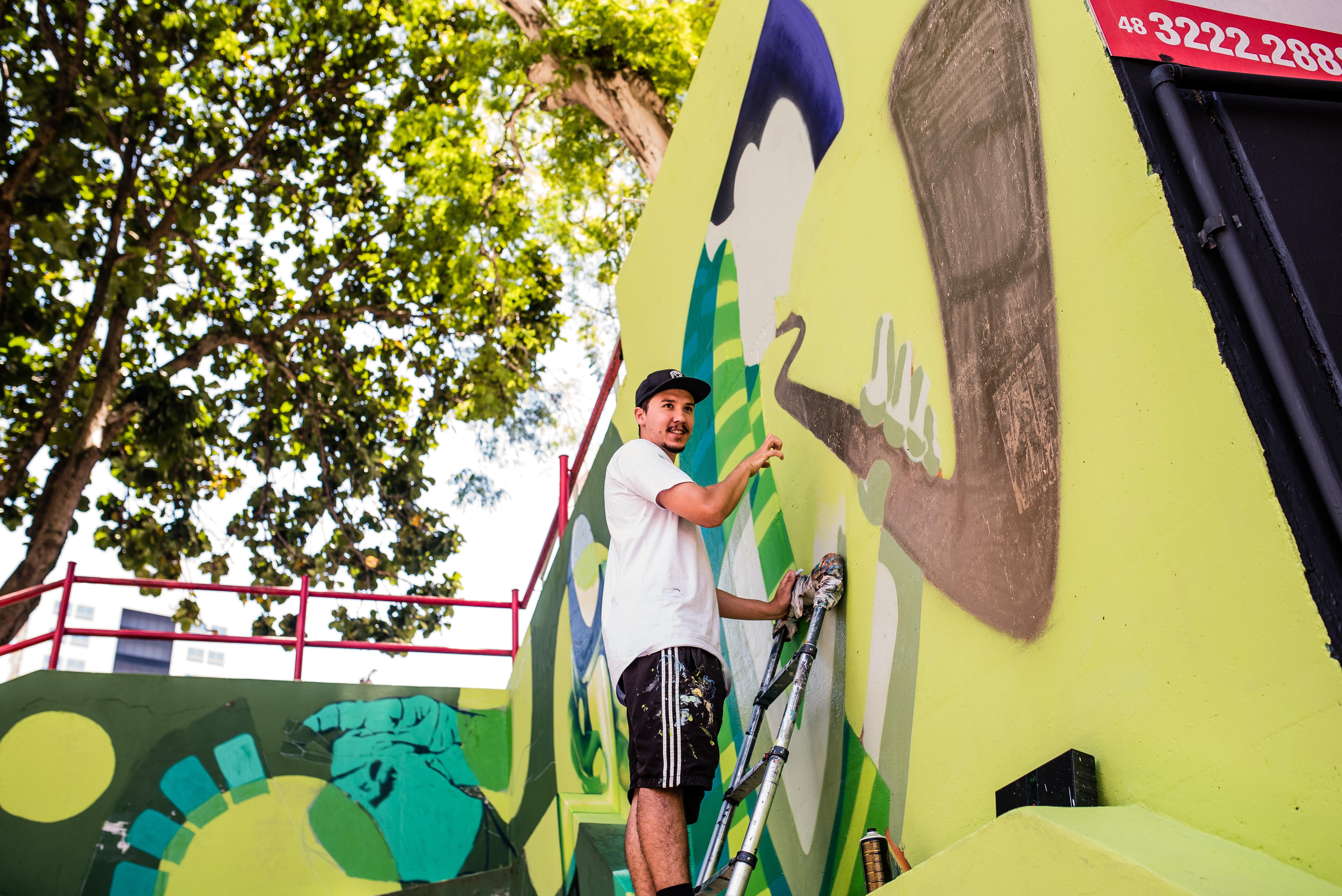 Arte na Rua - Graffiti-1