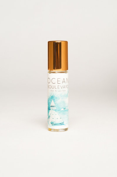 Ocean Boulevard Oil Roll On Eau de Parfum